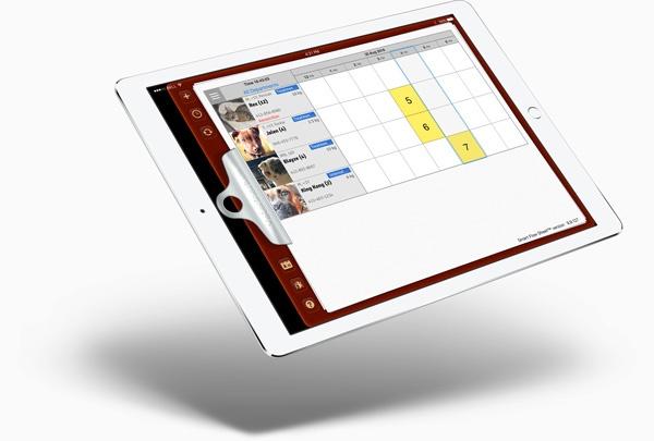 iPad Smart Flow Whiteboard