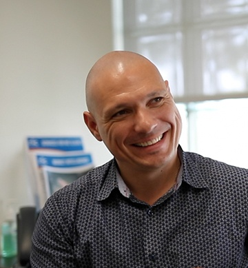 Dr. Ivan Zakharenkov, DVM, BSc., Smart Flow, President and CEO